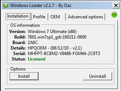 download windows loader for windows 7 ultimate 32 - 64 bits