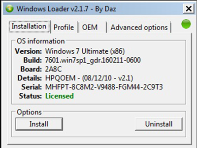 window loader for window 7 ultimate free download